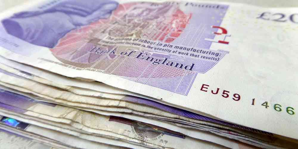 pound sterling exchange rate