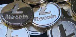 Litecoin cryptocurrency market