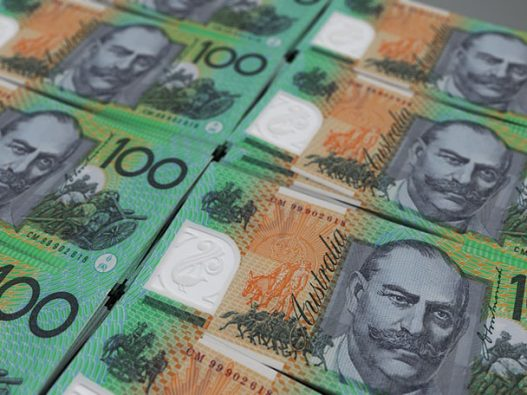 AUD exchange rates