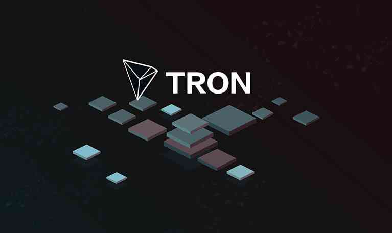TRON TRX cryptocurrency