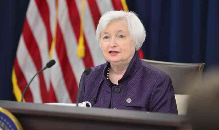 Yellen on currency issues