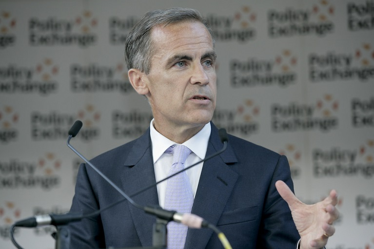 Mark Carney indecisive on interest rate rise