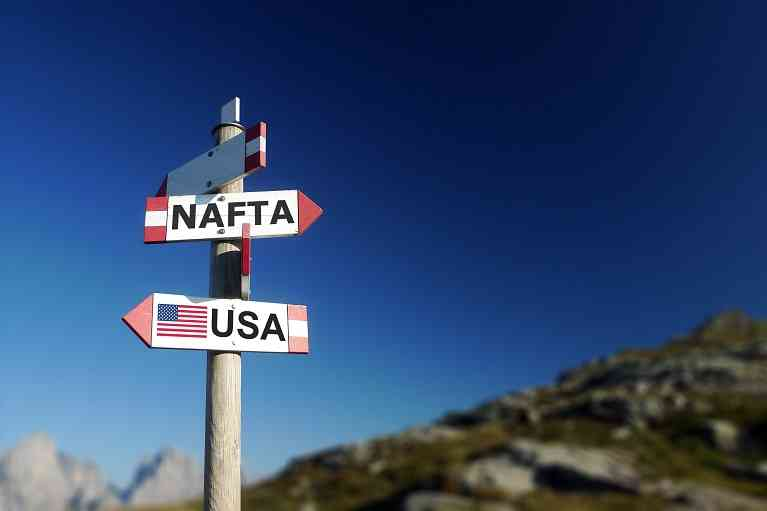 NAFTA agreement