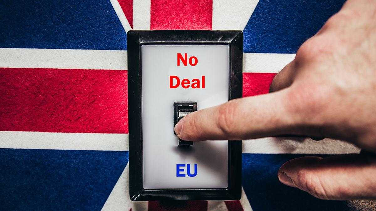 The Impact Of No-Deal Brexit On The Pound