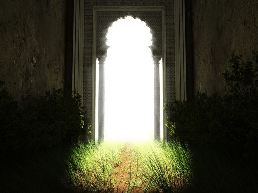 Crossover to Heaven