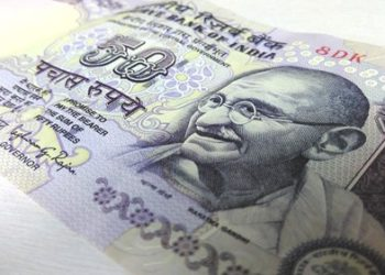 INR Enjoys Two-Week High